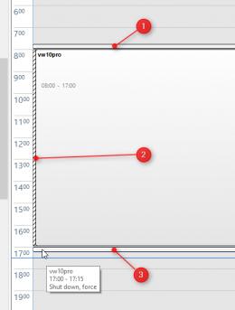 complex client computer schedule