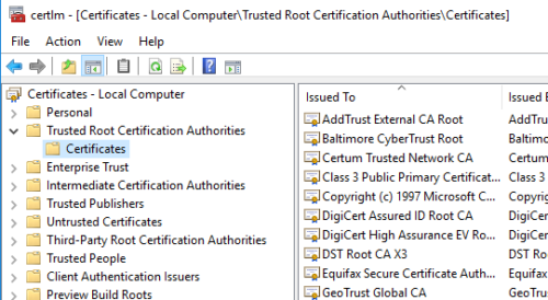 Day 2: SSL Certificates, LAN/WAN access | Green-IT Software