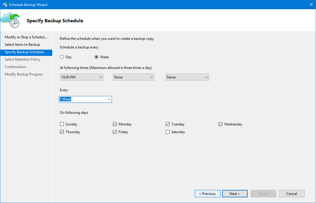 Day 18: Using Microsoft Azure Backup with Lights-Out 2