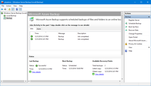 windows-server-backup-with-azure