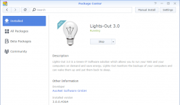 Lights-Out 3 Beta for Synology DSM